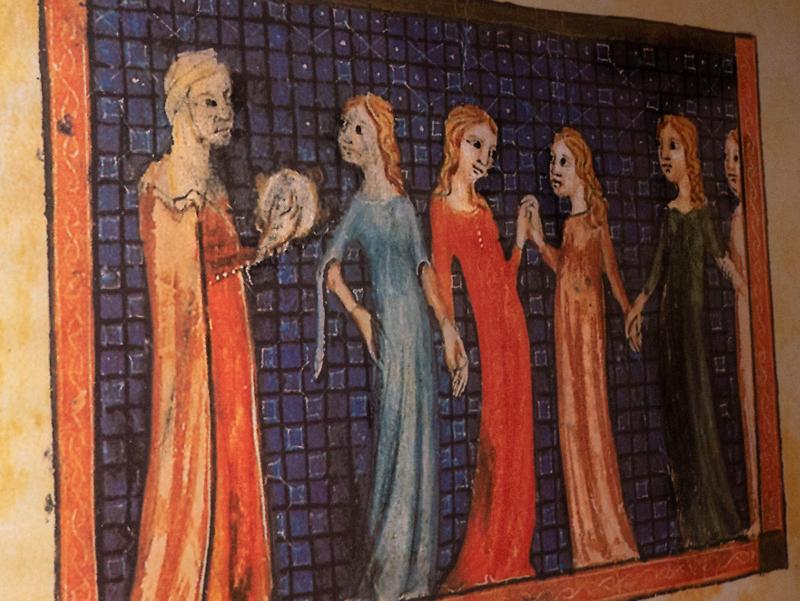 Mikwe girona Museum juedische Geschichte
