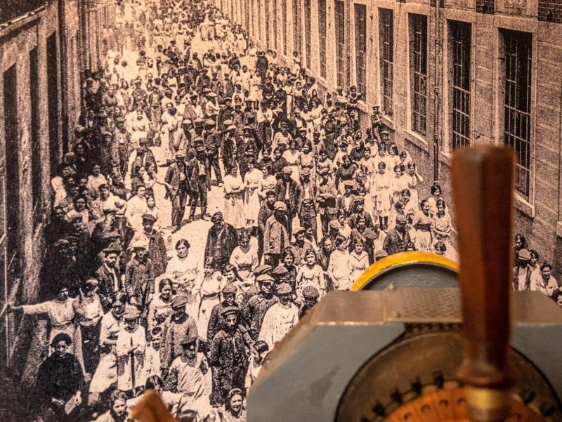 Museu historia girona frau freibeuter reisen fabrica