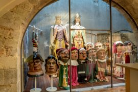 Museu historia girona tarla gegants