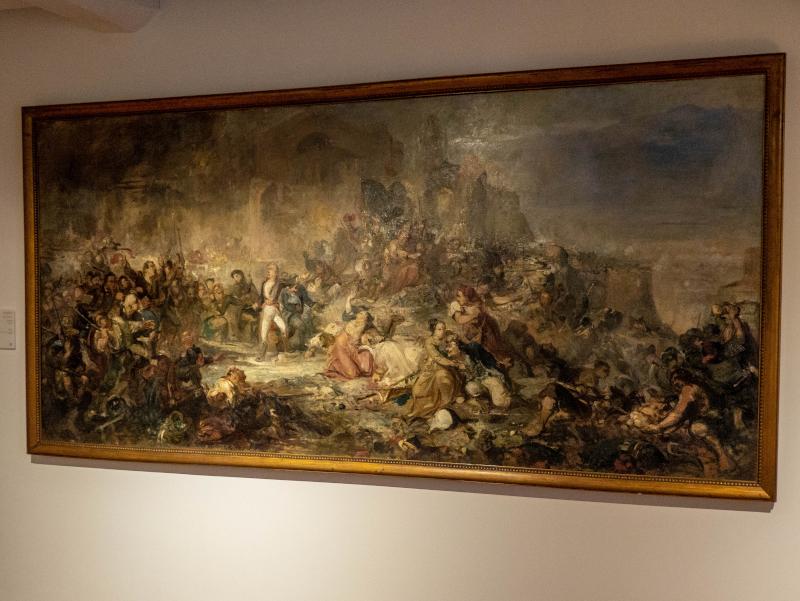 Museu historia girona frau freibeuter reisen les barbaras