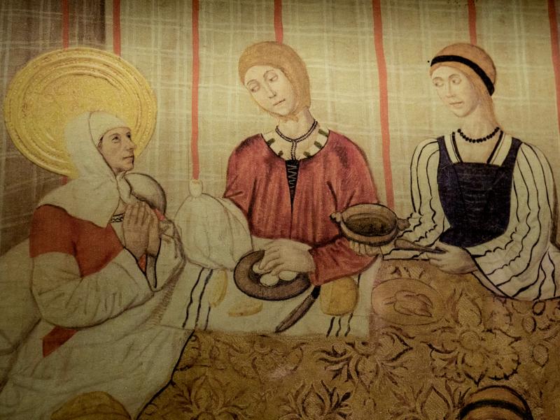 Museu historia girona frau freibeuter reisen pflege mittelalter