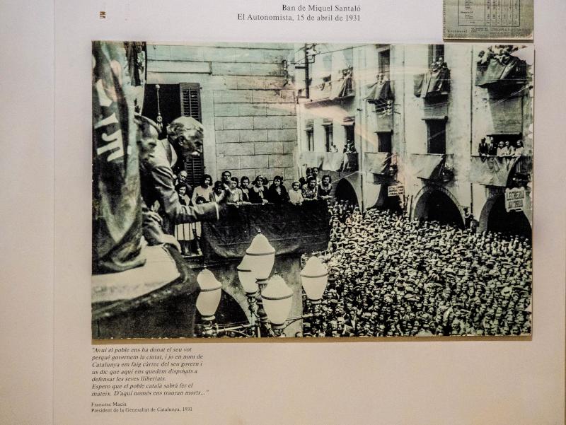 Museu historia girona frau freibeuter reisen republik