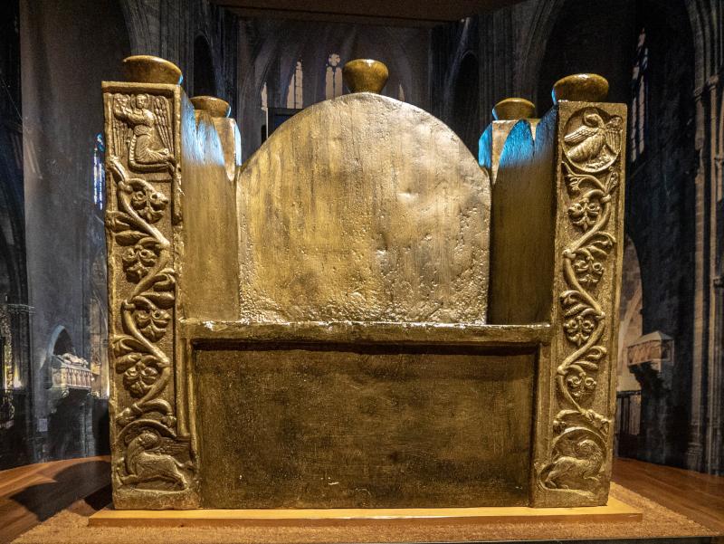 Museu historia girona frau freibeuter reisen thron