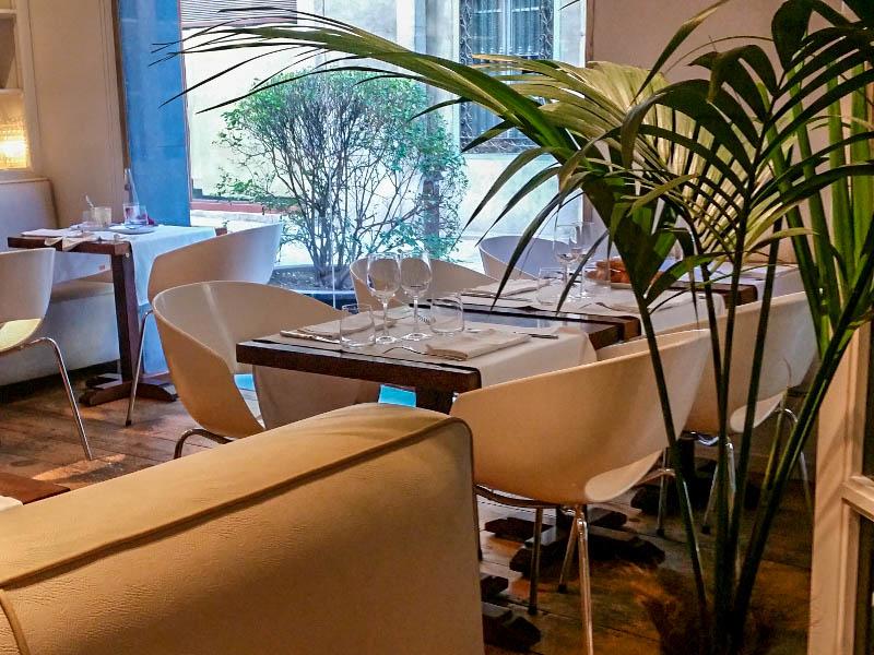 Restaurant el blanc Girona