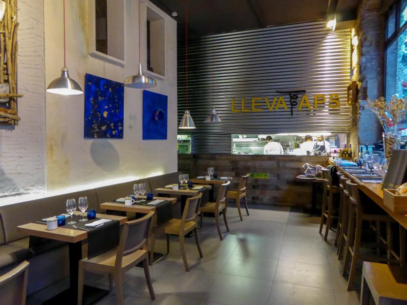 Restaurant llevataps Girona