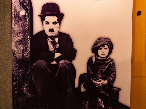charly chaplin schwarz weiss filme kino museum girona