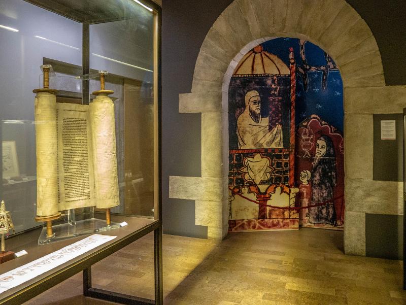 girona Museum juedische Geschichte