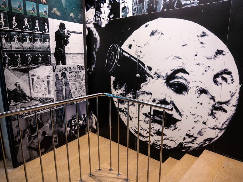 resie zum mond kino museum girona