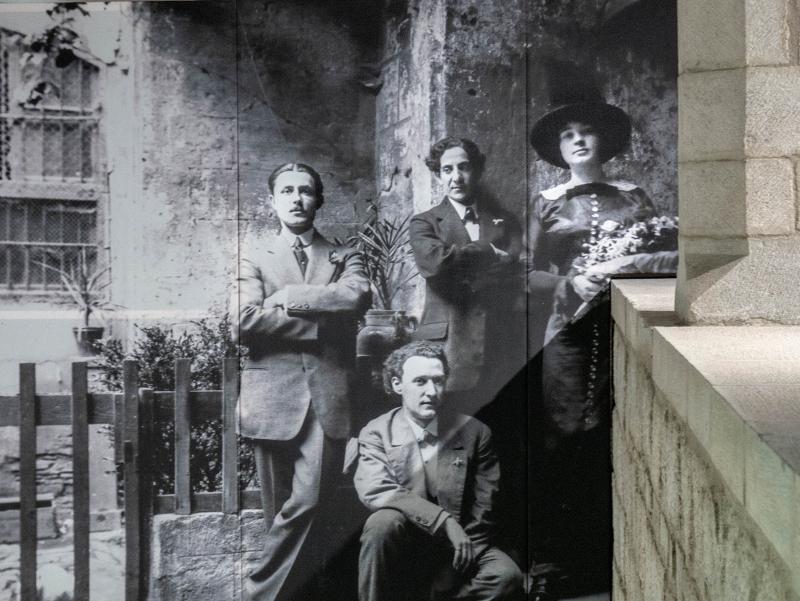 museu d art girona frau freibeuter reisen mela muter und freunde