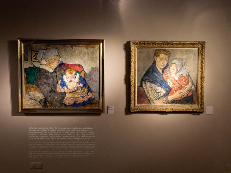 museu d art girona frau freibeuter reisen mela muter werke