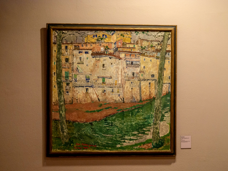 museu d art girona frau freibeuter reisen onyar cases mela muter