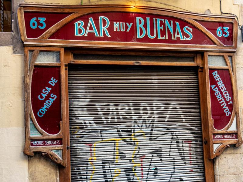 raval barcelona freibeuter reisen bar muy buenas