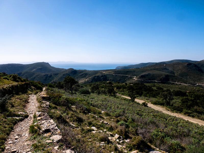 wanderwege Cap de Creus gr92