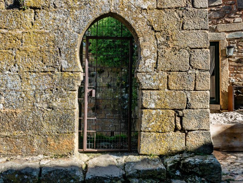 Castelo Rodrigo aldeias historicas Zisterne Mikwe