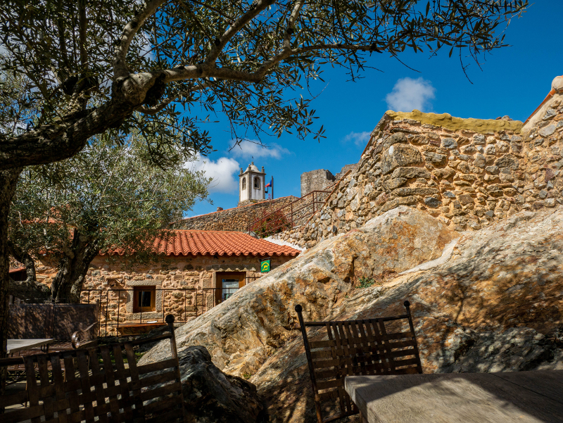 Castelo Rodrigo aldeias historicas Teestube