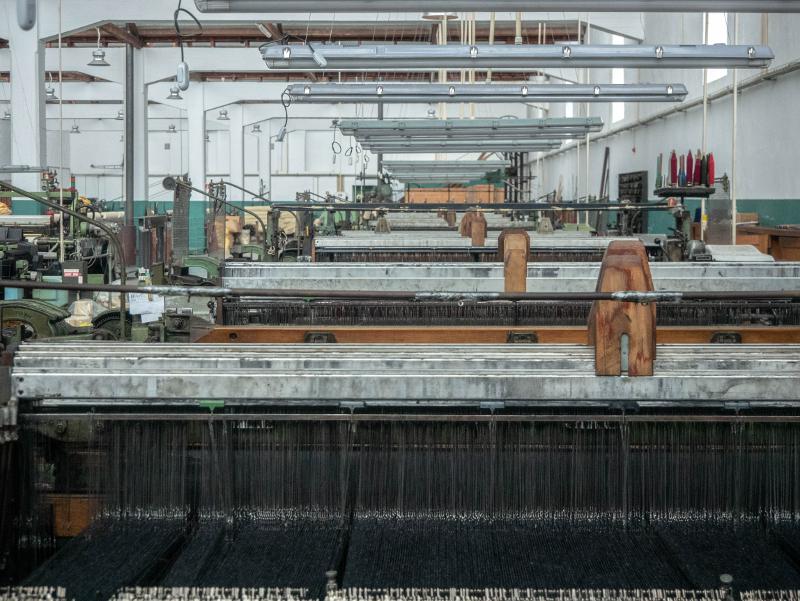 Textilindsutrie Covilhã Burel Factory Manteigas