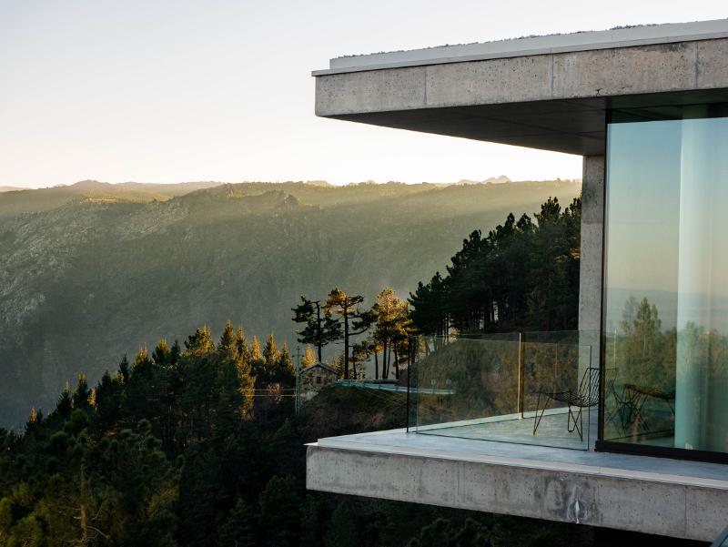 Hotel Serra da Estrela Freibeuter reisen