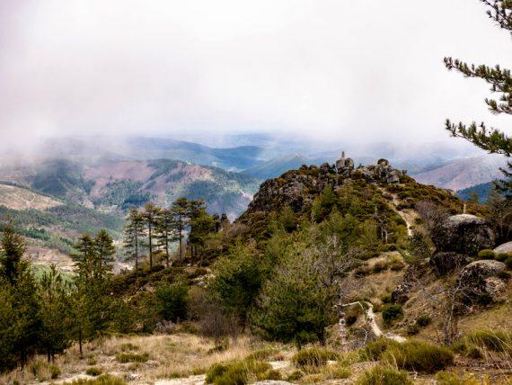 wandern Serra da Estrela