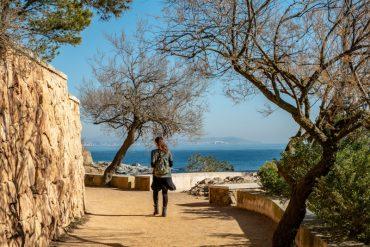 mindful travel costa brava freibeuter reisen wandern cami de ronda s agaro