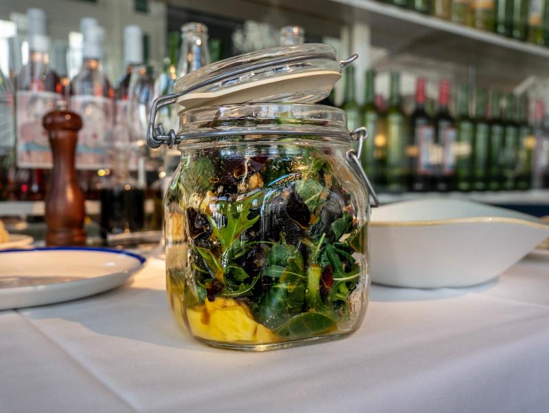 platja d aro restaurant salat