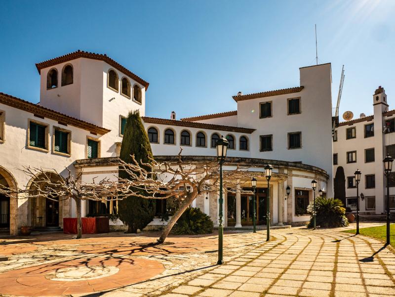 S'Agaró cami de ronda platja d aro freibeuter reisen hotel luxus