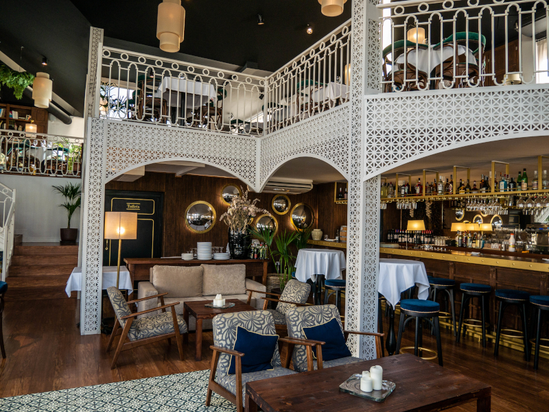 S'Agaró cami de ronda platja d aro freibeuter reisen restaurant