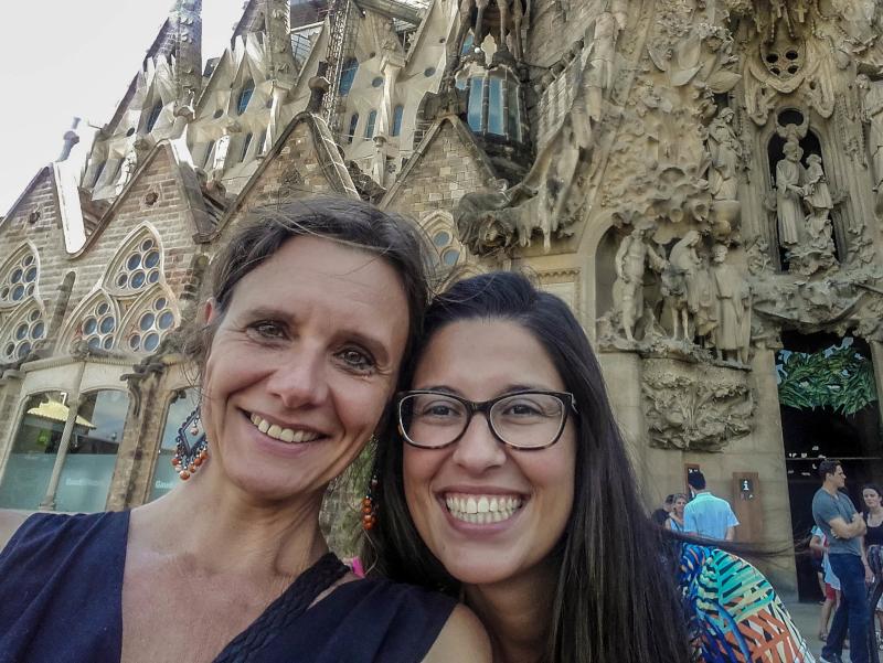 sagrada familia private fuehrung auf deutsch Stadtführungen Barcelona Deutsch