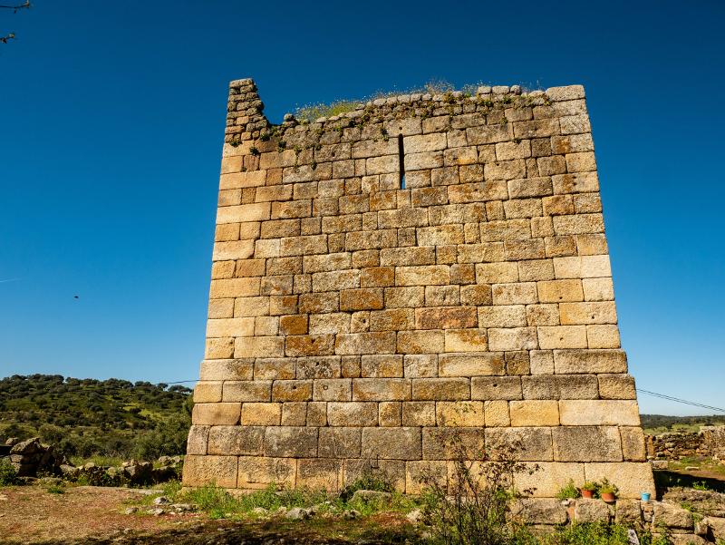 TEmpelritter burg Turm Idanha-a-Velha