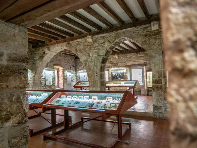 banyoles archaeologisches museum