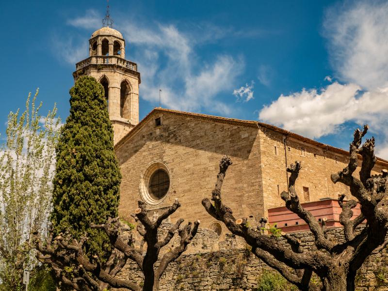 banyoles monestir sant esteve museum