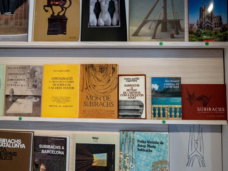 espai subirachs barcelona literatur