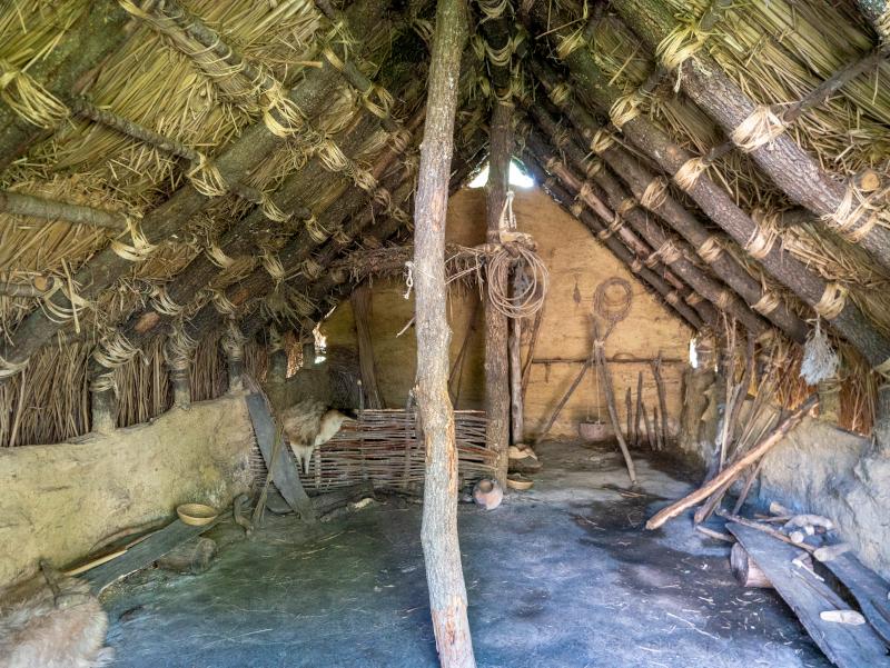 la draga banyoles museumsdorf