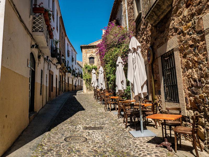 Extremadura Caceres