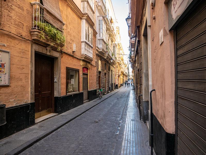 Altstadt Cádiz