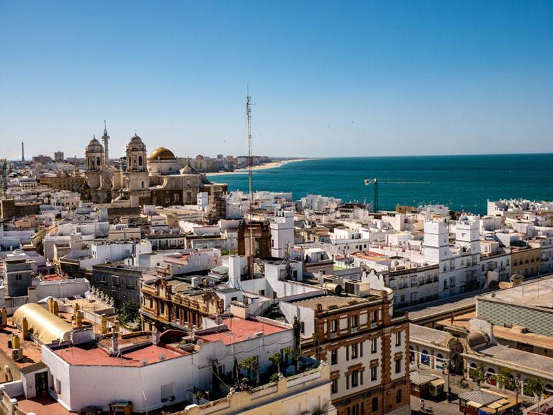 Kathedrale Altstadt Cádiz