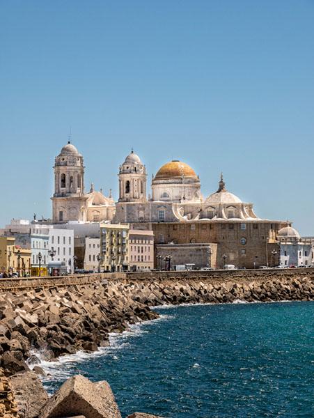 Kathedrale Cádiz Altstadt