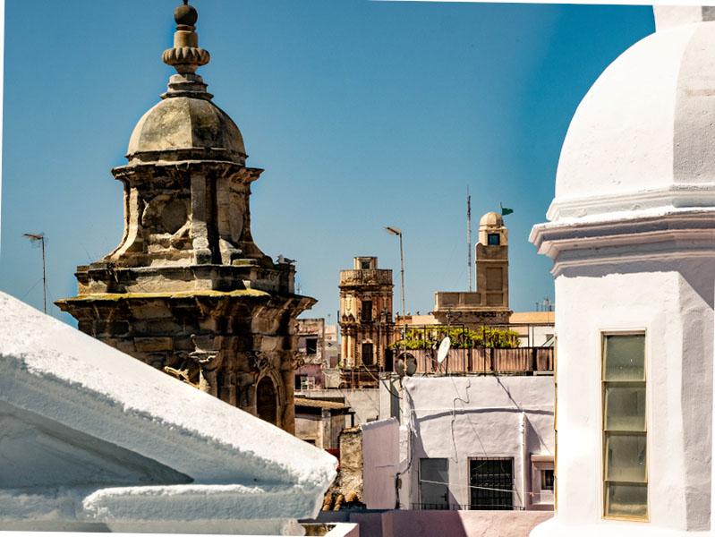 bella escondida Altstadt Cádiz