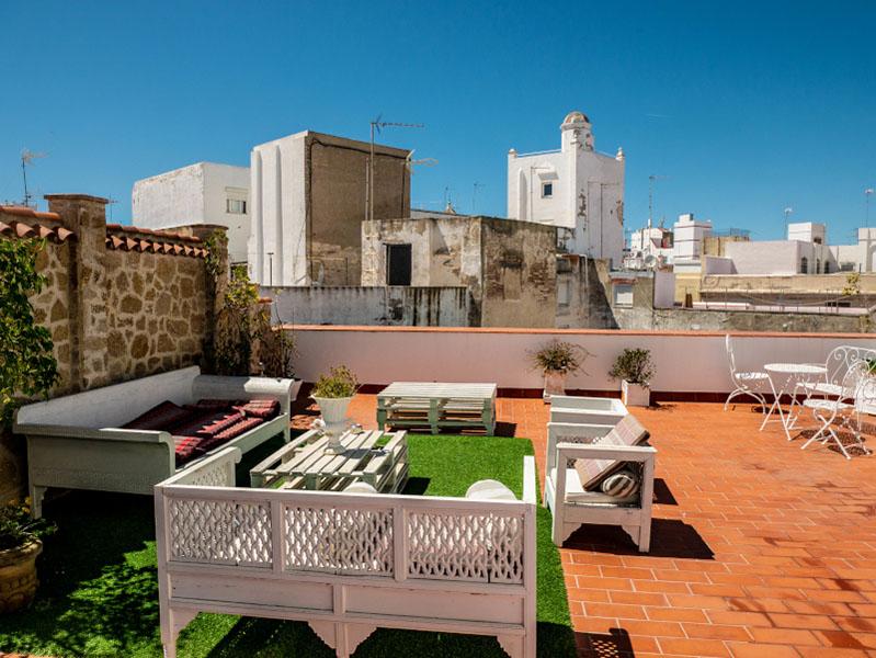 Hotel Argantonio Altstadt Cádiz