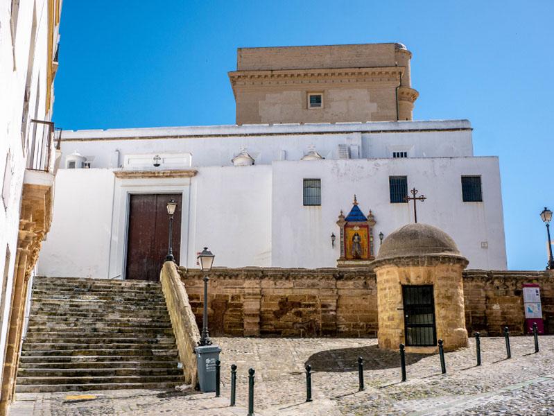 ehemalige kathedrale cádiz