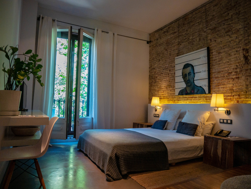hoteltipp barcelona im zentrum fruestueck the5rooms