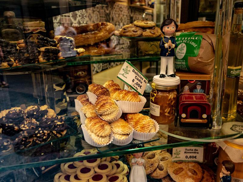 Bäckerei Altstadt Cádiz