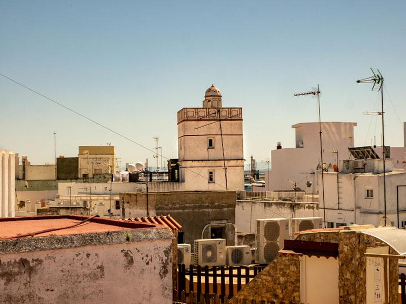 torre tavira Altstadt Cádiz