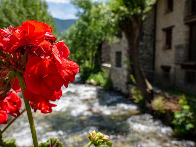 ESPOT Estany sant maurici parc natural