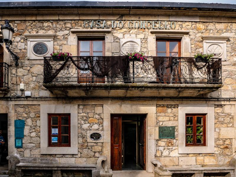 a guarda historisches zentrum portugiesischer Jakobsweg