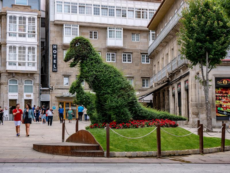 Vigo dinoseta