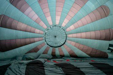 heißluftballon la garrotxa