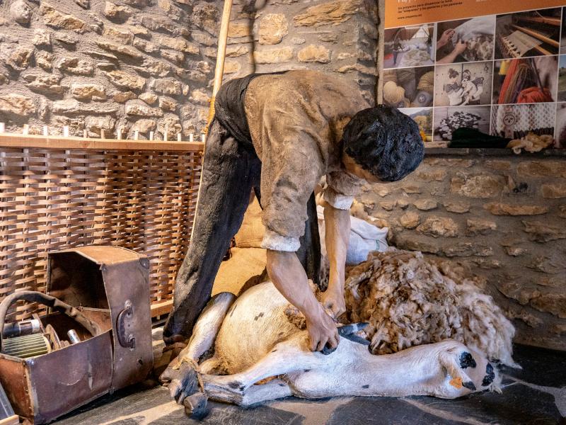 museu del pastor llessuí Vall d'Àssua
