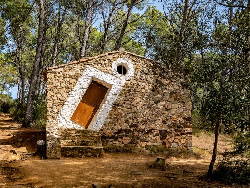 baracke dali palamos Platja de Castell