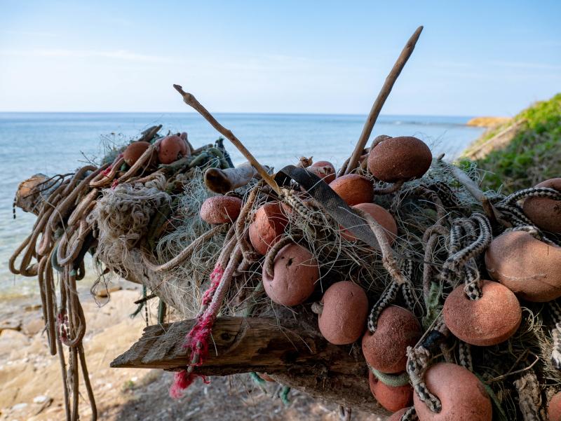fischerboot kueste monte licosa Nationalpark Cilento