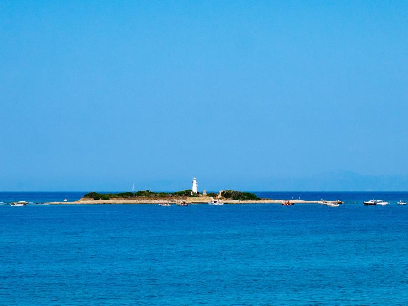 isola licosa punta licosa Nationalpark Cilento